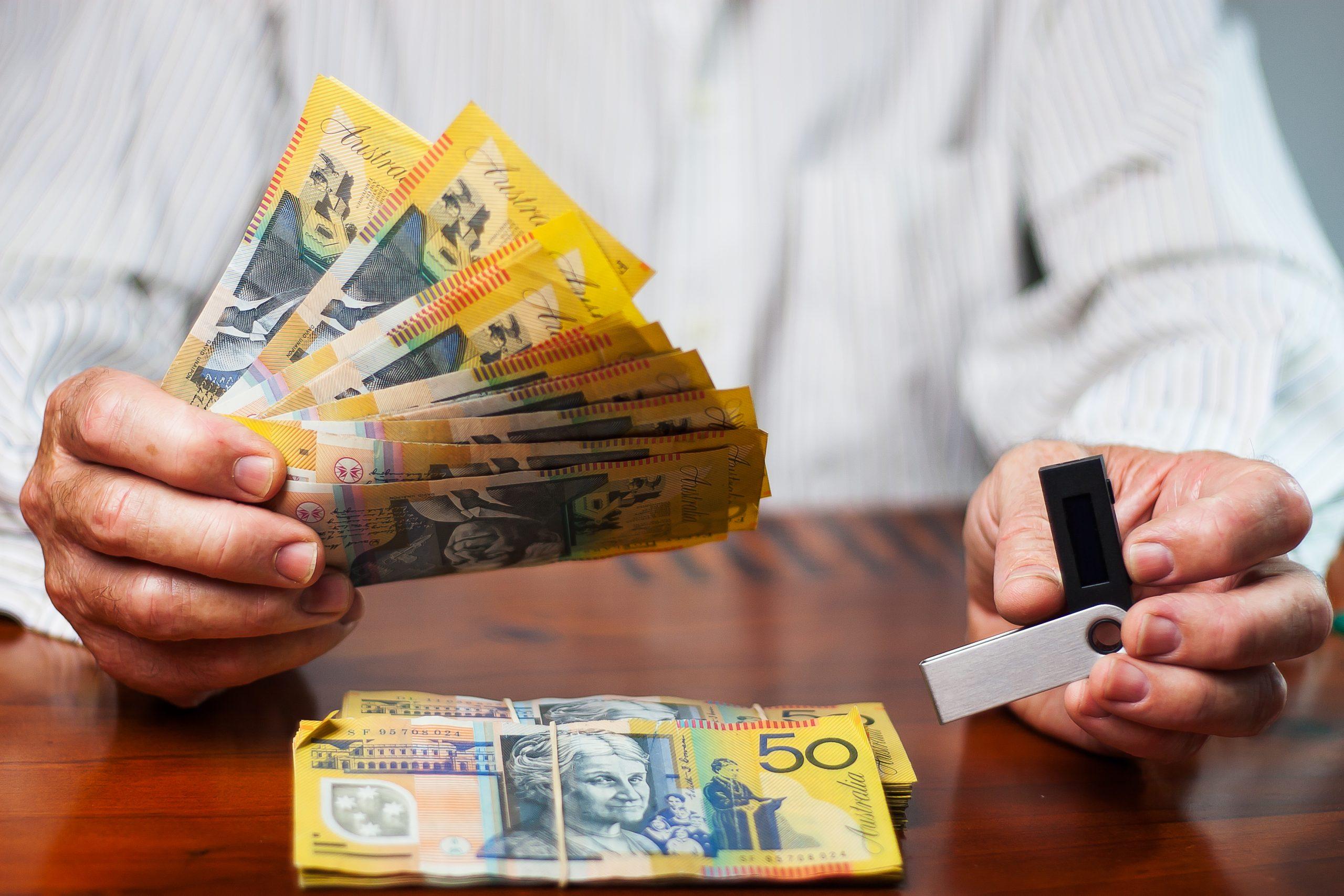 nano wallet software money